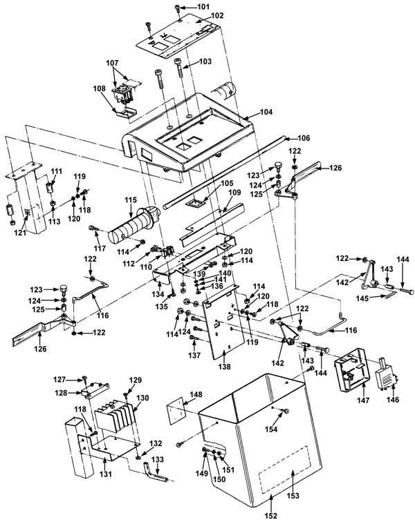 Control Board Diagram